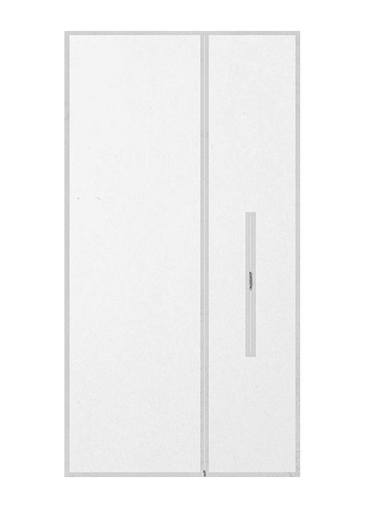 Kit de cierre de ventana y mosquitos para puerta portátil, protector de...
