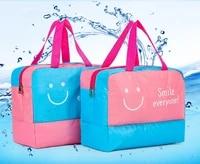 2021 beach waterproof bag storage bag large capacity dry and wet separation outdoor travel fitness storage bag shoe bag