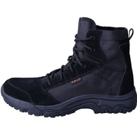 spring and summer waterproof mountaineering shoes mens breathable hiking antiskid outdoor work high help army tactical boots