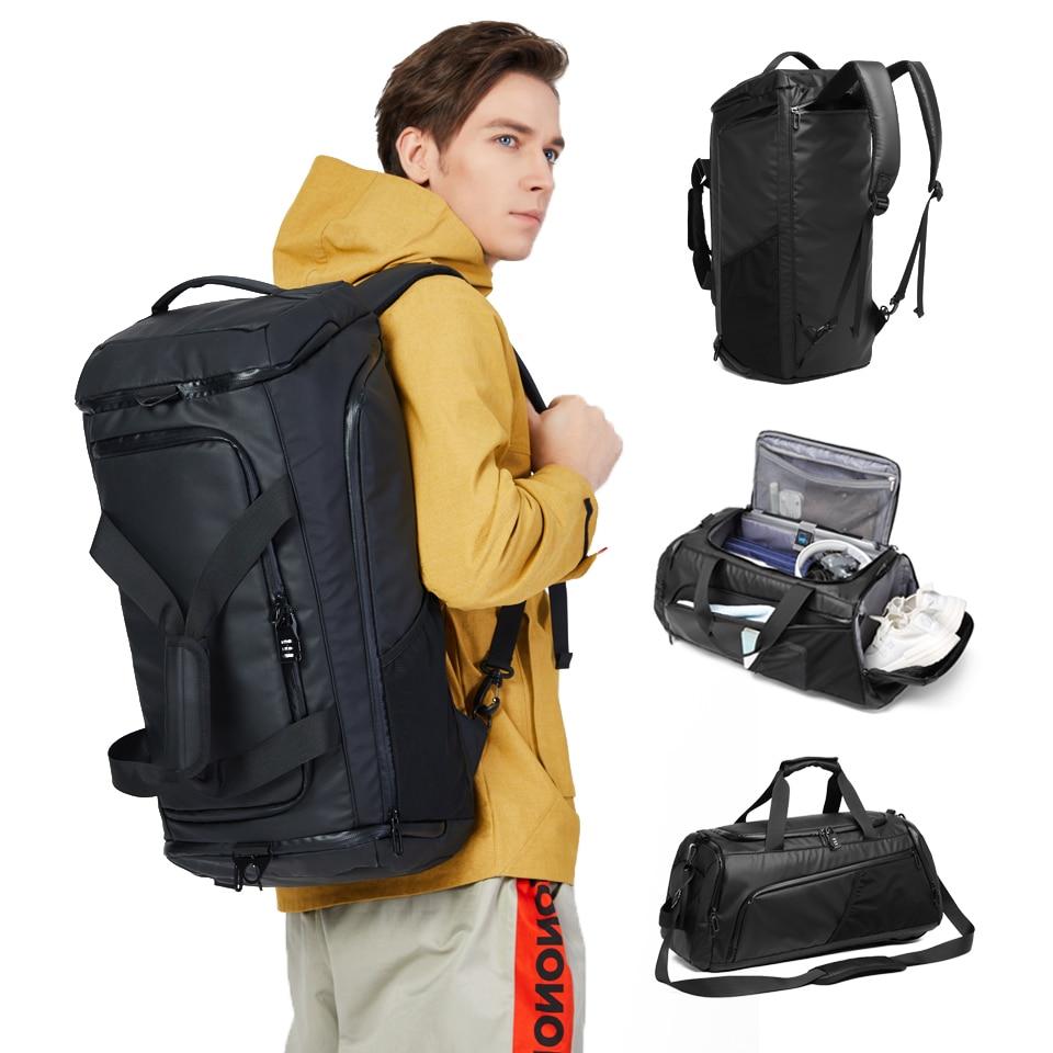 Anti-thef Backpack Men Travel Backpack Large Capacity Waterproof Large Backpacks For Men Sports Bag Sac A Dos Mochila