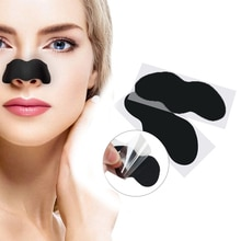 50/20/10pc Nose Blackhead Remover Mask Deep Cleansing Skin Care Shrink Pore Acne Treatment Mask Nose