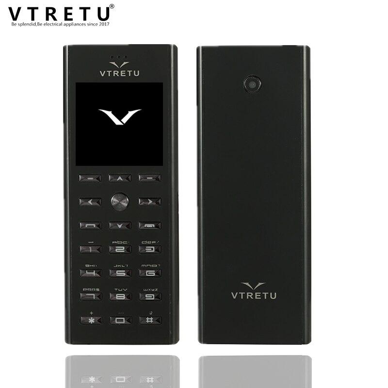 V01 Mini Phone Unlock Luxury Bar Button Celulares Dual Sim 2G GSM Metal Body BT Dial MP3 FM