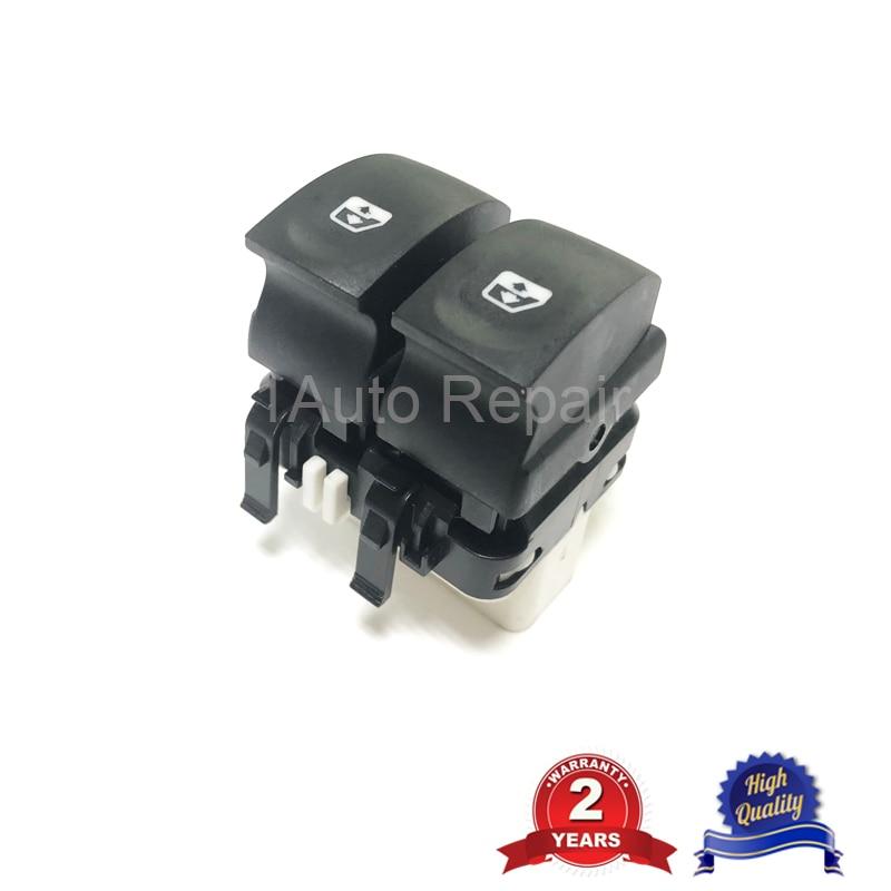 FOR RENAULT CLIO MK3 MODUS SYMBOL TWINGO MK2 POWER WINDOW CONTROL SWITCH LEFT FRONT 8200214943