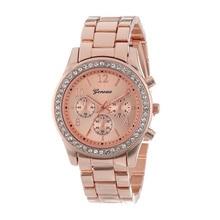 2019 nouveau genève classique luxe strass montre femmes montres mode dames femmes horloge Reloj Mujer Relogio Feminino dames