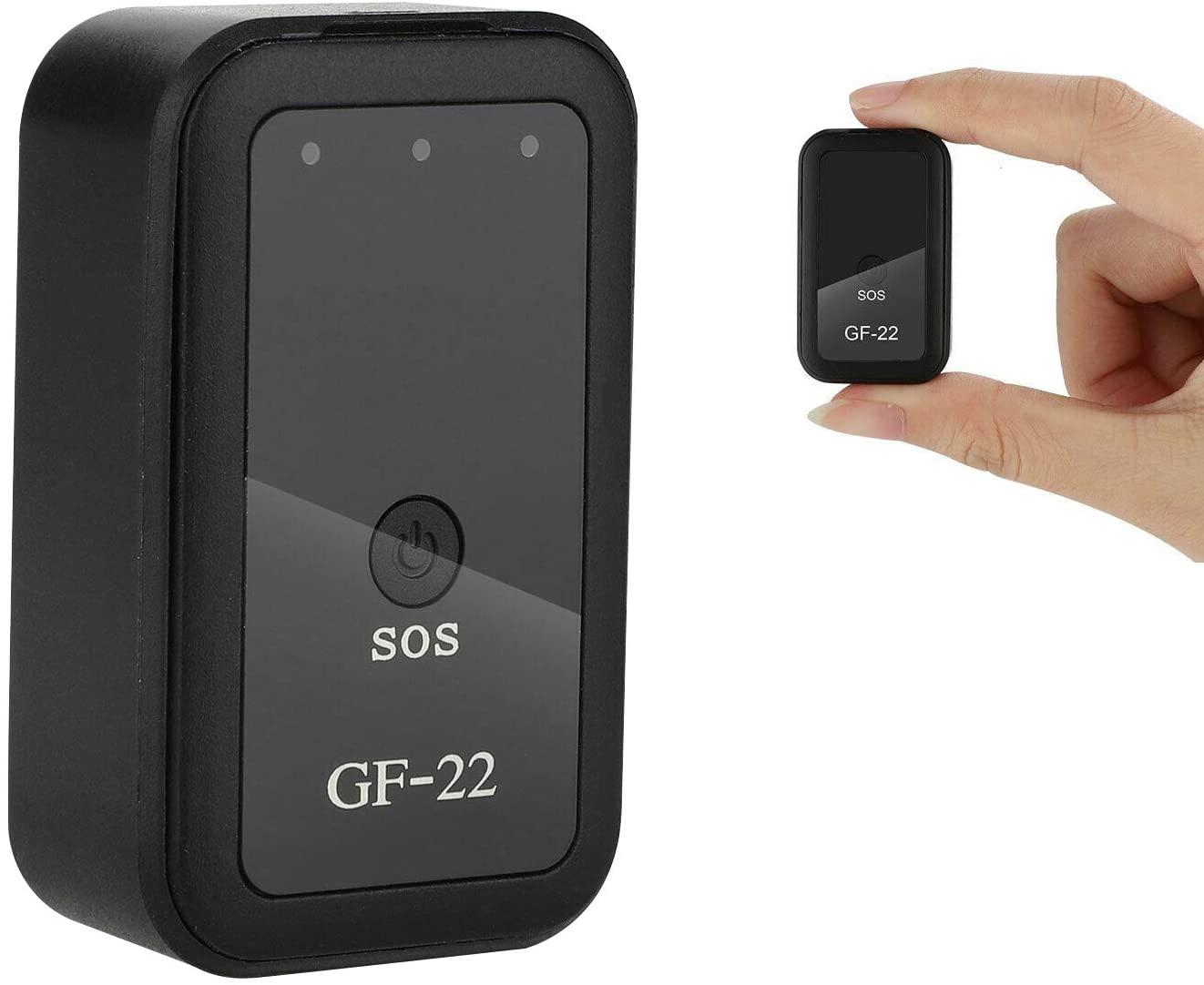 GF-22 لتحديد المواقع المقتفي في الوقت الحقيقي محدد GSM واي فاي جهاز تعقب حماية السياج المغناطيسي لمكافحة خسر جهاز تعقب للأطفال سيارة