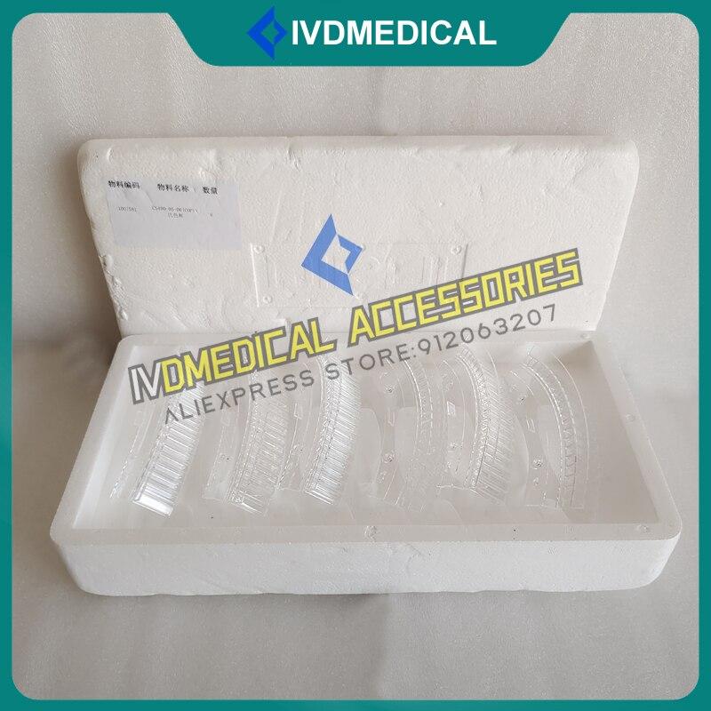 Original Dirui Biochemical Analyzer Cuvette CST200 CST240 CST300 CST280 CS-300 CS-380 CS-400 CS-600 Reaction Cup