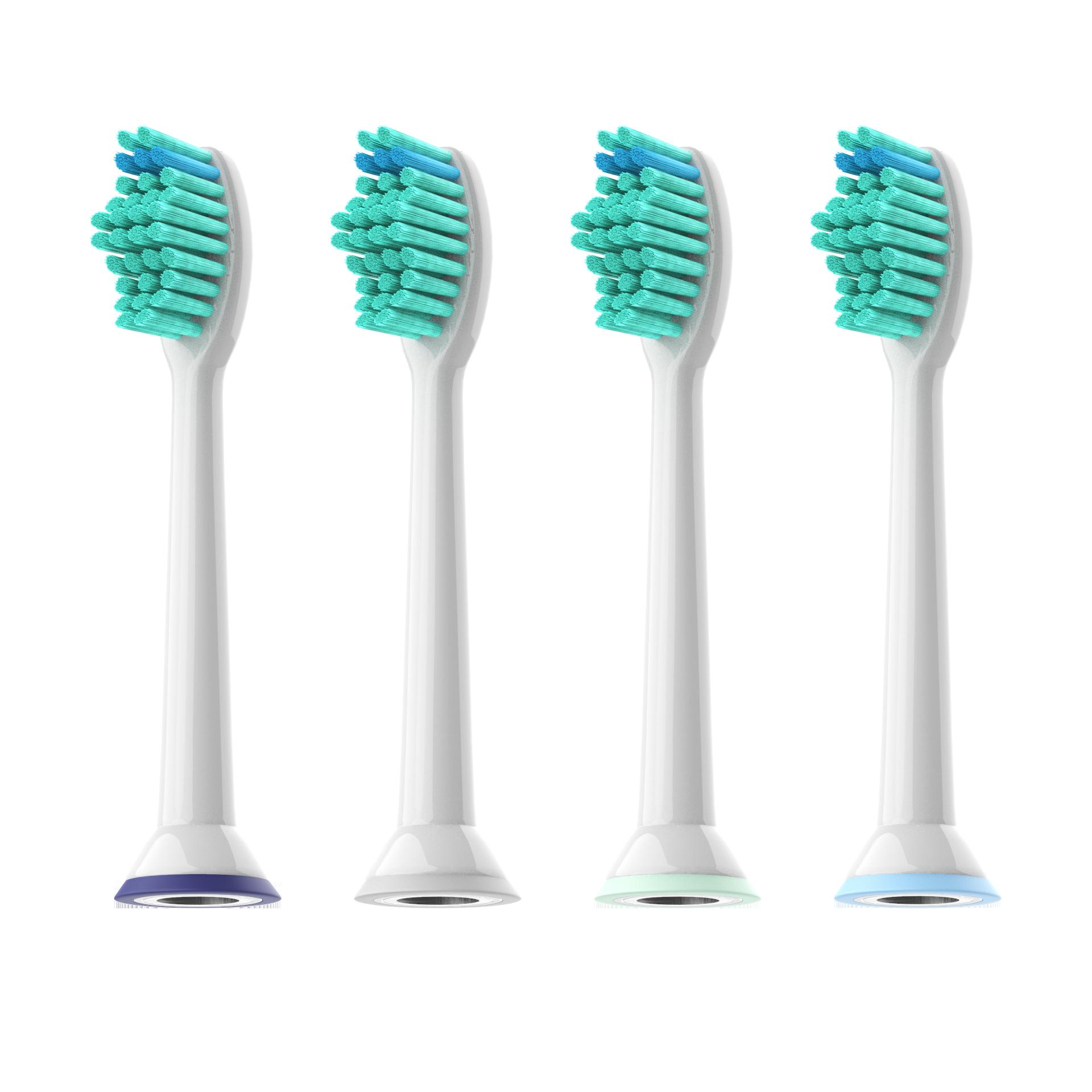20 unids/lote cabezas de cepillo de dientes de reemplazo para Philips Sonicare ProResults HX6013/66 HX6530 HX9340 HX6930 HX6950 HX6710 HX9140