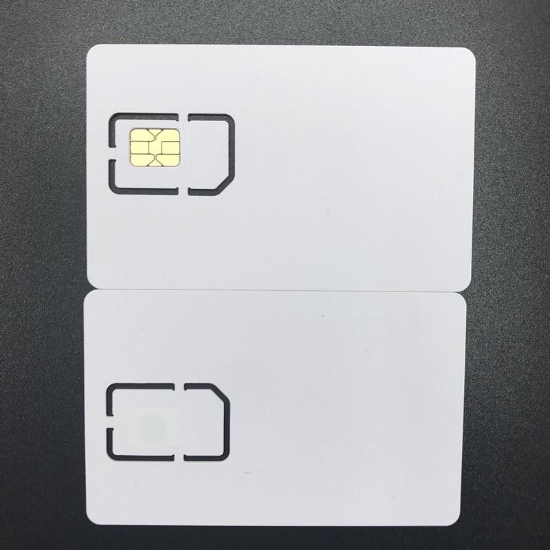 OYEITIMES 5G NR ISIM Card 3GPP R16 Blank Mini Nano Micro Writable Programable 5G NR ISIM Card for Operator enlarge