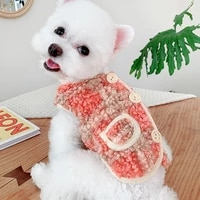 2020 new dog vest coat puppy outfit small dog clothes apparel cat yorkshire pomeranian maltese poodle schnauzer pet clothing