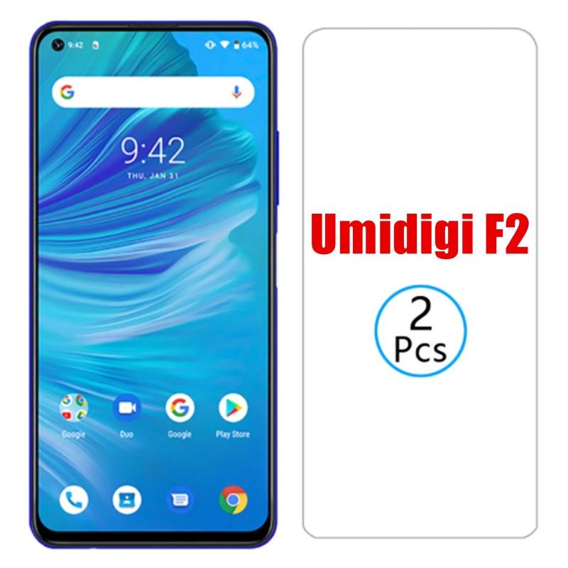 Фото - 2 шт. 9H Защитное стекло для смартфона Umidigi F2 Защитное стекло для экрана на umidigi f2 защитное закаленное стекло защитное стекло