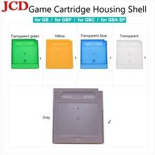 JCD nouveau remplacement de DMG-001 DMG pour GBA SP jeu cartouche boîtier coque pour GB carte étui pour GBC cartouche boîtier