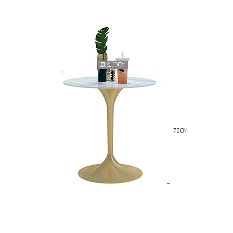 Современные минималистичные журнальные столики в скандинавском стиле, мебель для гостиной, мраморный стол, светильник лые роскошные кругл...