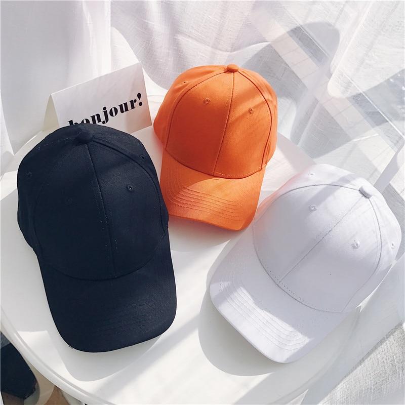 Gorra de béisbol con Cierre trasero para hombre y mujer, gorra de...