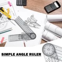 professional multi ruler 360 degree goniometer medical spinal rulerangle finder measuring tool spinals goniometer protractors