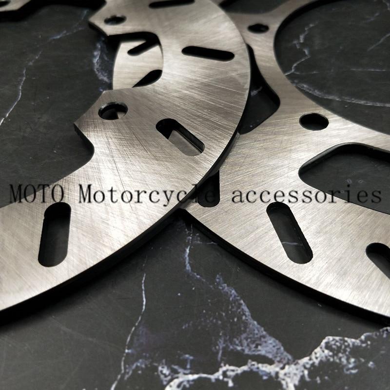 Rotor de disco de freno trasero delantero de motocicleta apto para TTR250 TTR 250 DT200 DT230 WR200 WR 200 WR-200 accesorios de motocicleta