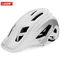 batfox road bike helmet best mtb helmet bicycle safety gear capacete helmet casco bicicleta for women men youth with sun visor