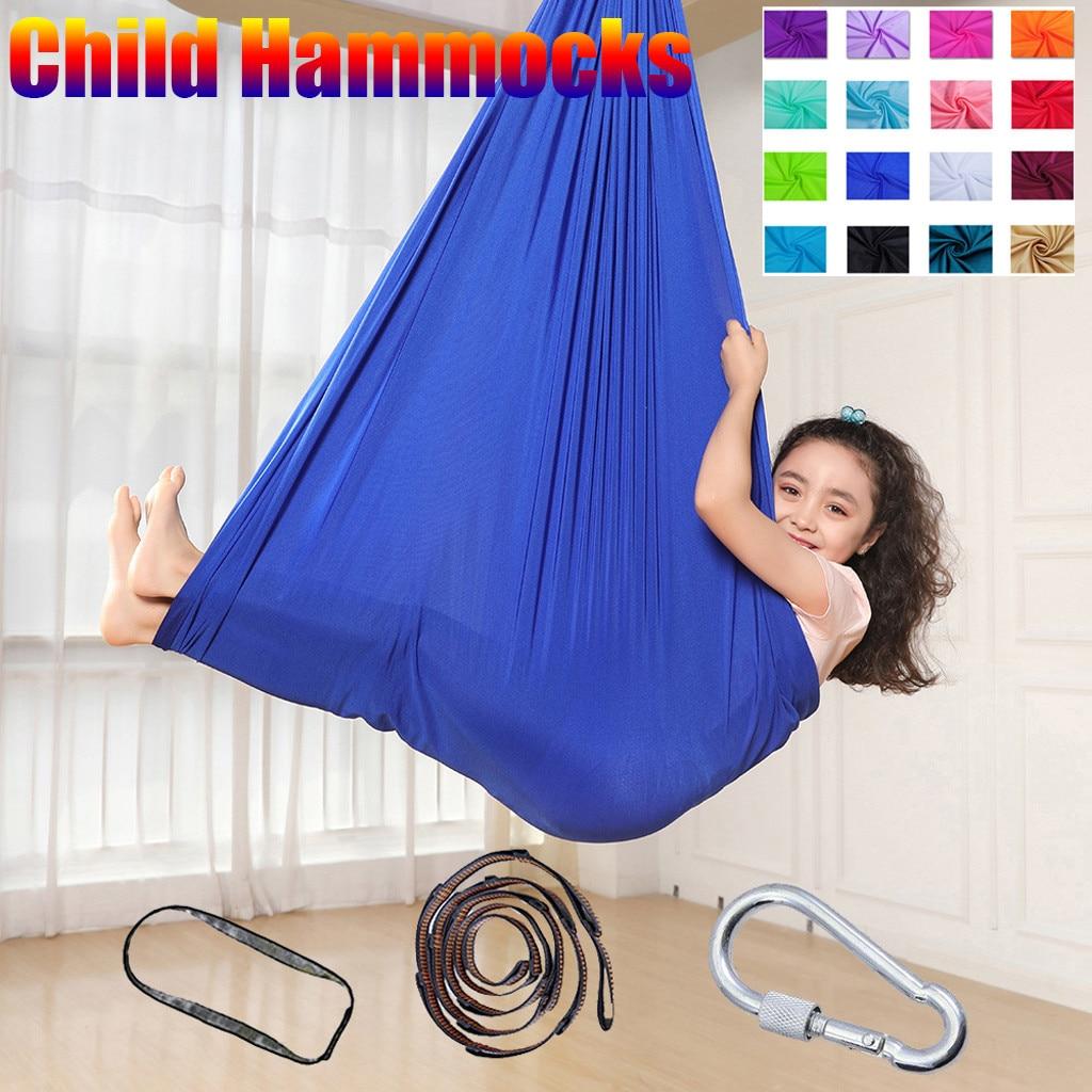 Tela de seda aérea para Yoga 1,5 m para acrobática, Mosca, Yoga, columpio, danza, hamaca