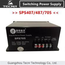 Leadshine-alimentation SPS705 SPS487 SPS407   40V 48V 68V 300W, alimentation de commutation non régulée avec entrée 180-250 VAC