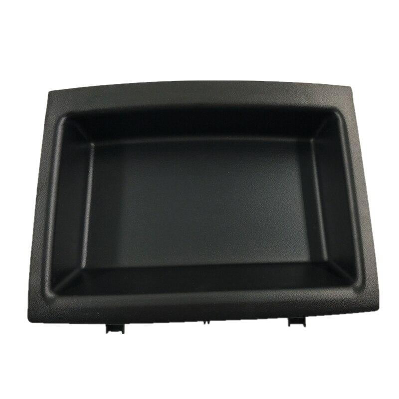 Nuevo compartimento de almacenamiento para bandeja de consola de centro, estante con inserción de goma para VW Polo 9n 2002-2008 6Q0858719A, 6Q0 858 719 A