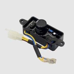 Regulador de tensão monofásico durável estável do gerador da gasolina dos acessórios do carro da substituição do quadrado 2kw-3kw da ferramenta mini