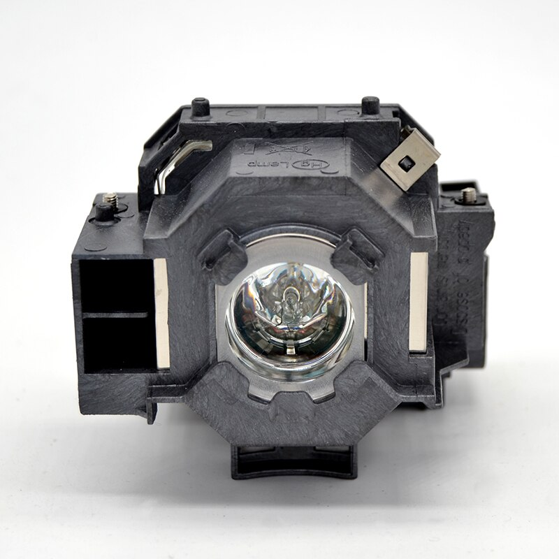 V13H010L41 Лампа для проектора с корпусом для Eps0n PowerLite S5 / S6 / 77C / 78, EMP-S5, EMP-X5, H283A, HC700