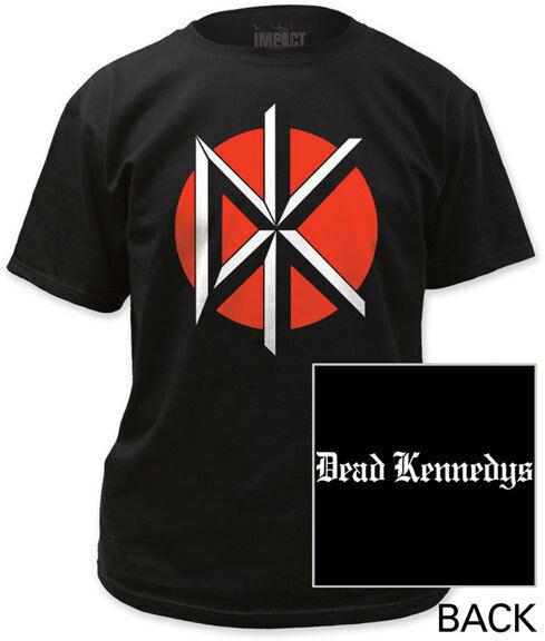Camiseta con Logo de Dead Kennedys S M L Xl 2Xl, producto nuevo de impacto oficial