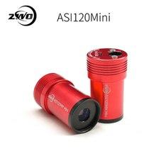 ZWO ASI120MM Mini caméra astronomique étoile de guidage Monochrome 1/3 pouces USB2.0 Port tyec ST4 étoile de guidage