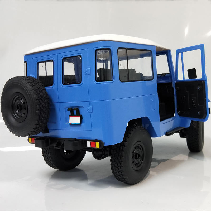C34KM RC Car 4WD 1/16 2.4G High Speed Truck Remote Control Car RC Buggy Off-Road Updated Version for Xmas Gift enlarge
