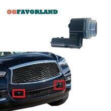 Датчик парковки переднего бампера для Infiniti Q50 Q60 QX80 2018 2021 QX60 для Nissan Titan 28438 4BA5C 25994 9NF0A 25994 EZ01A
