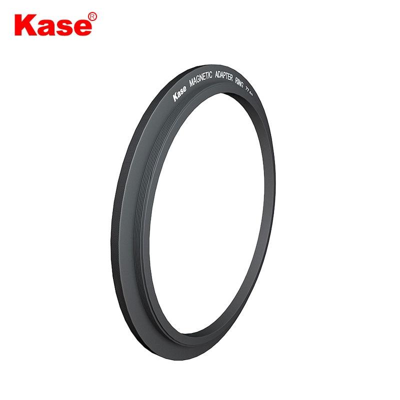 Kase-حلقة محول مغناطيسية لعدسة الكاميرا ، 95 مللي متر