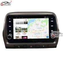 Coche Android multimedia Autoradio Radio reproductor GPS para coche para Chevrolet Camaro 2010 ~ 2015 Bluetooth WiFi enlace espejo Navi