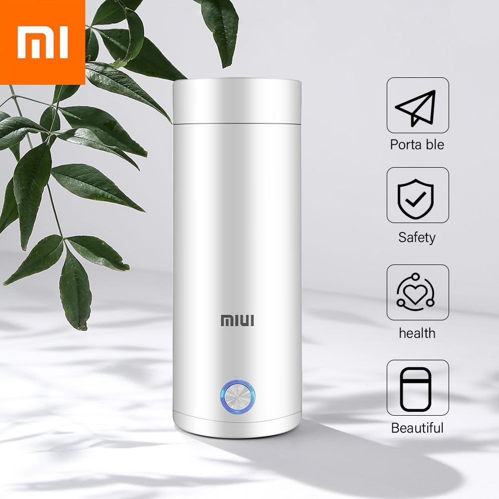 XIAOMI mijia-غلاية كهربائية محمولة ، كوب حراري ، مع التحكم في درجة الحرارة ، غلاية ماء ذكية ، Mijia Youpin