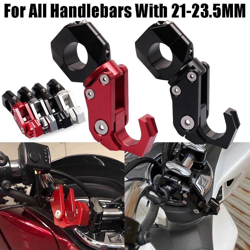 For PCX125 PCX150 PCX 125 150 2018 2019 2020 22MM Motorcycle Hook Helmet Holder Luggage Bag Bottle Hook Hanger Carry Holder Hook