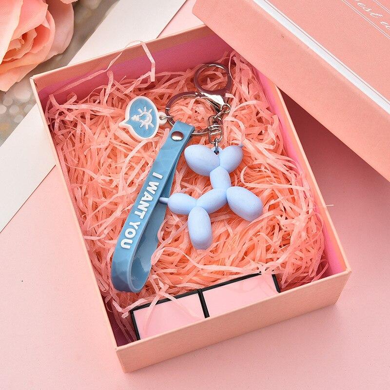 Игрушки брелок игрушка сумка кукла Корейская креативная Новинка детская подвеска унисекс кино и ТВ пластиковая для детей от 3-х лет 16 см автомобильные подарки собака
