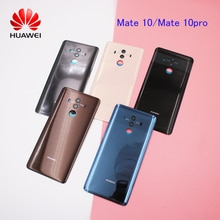 NEW Huawei Mate 10Pro Battery Housing Cover Glass Rear Door Back Cover Mobile Phone Parts + Camera L