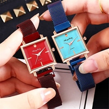 Five Colors Casual Quartz Wristwatches Stainless Steel Band Women Flower Rhinestone Watch For Female