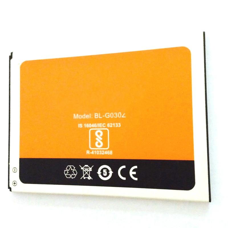 Original 3150mAh BL-G030Z Battery for Gionee S Plus Mobile Phone