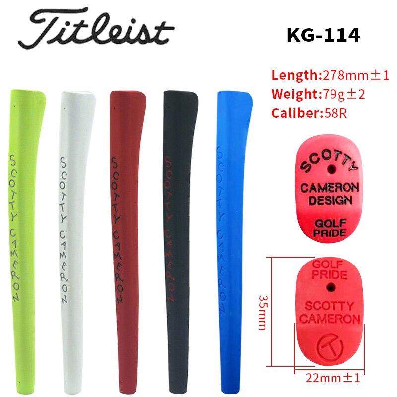 Клюшка для гольфа резиновый контур пистолета 6 цветов на выбор клюшка для гольфа 1 шт