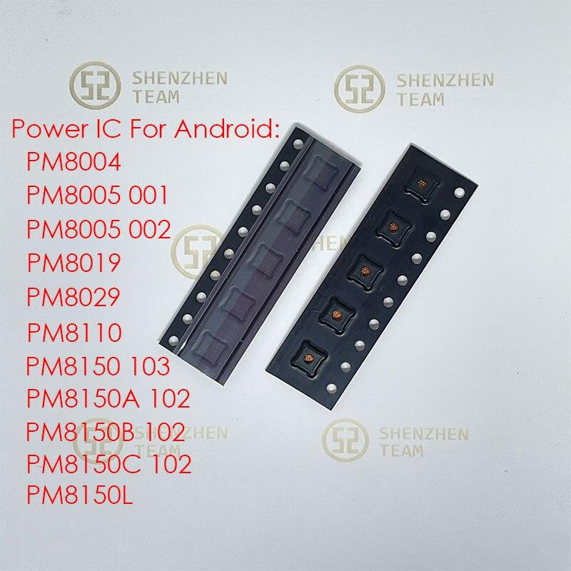 SZteam Power IC PM8004 PM8005 001 002 PM8019 PM8029 PM8110 PM8150 103 PM8150A 102 PM8150B 102 PM8150C 102 PM8150L