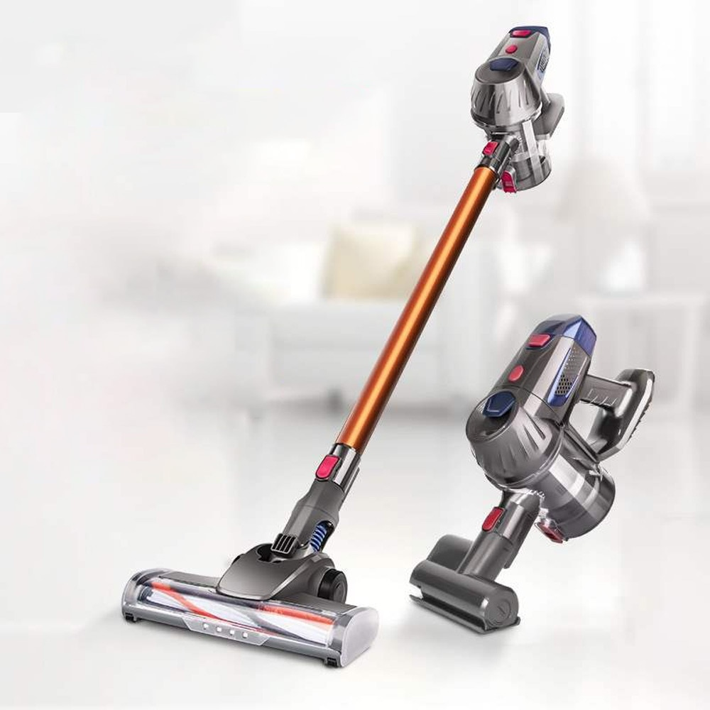 Handheld Wireless Electric Vacuum Cleaner Portable All in One Home & Car Dust Collector
