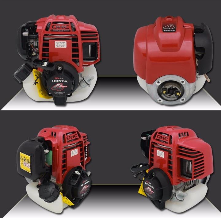 MINI GX25 Gasoline 4 stroke engine petrol for brush cutter engine CE