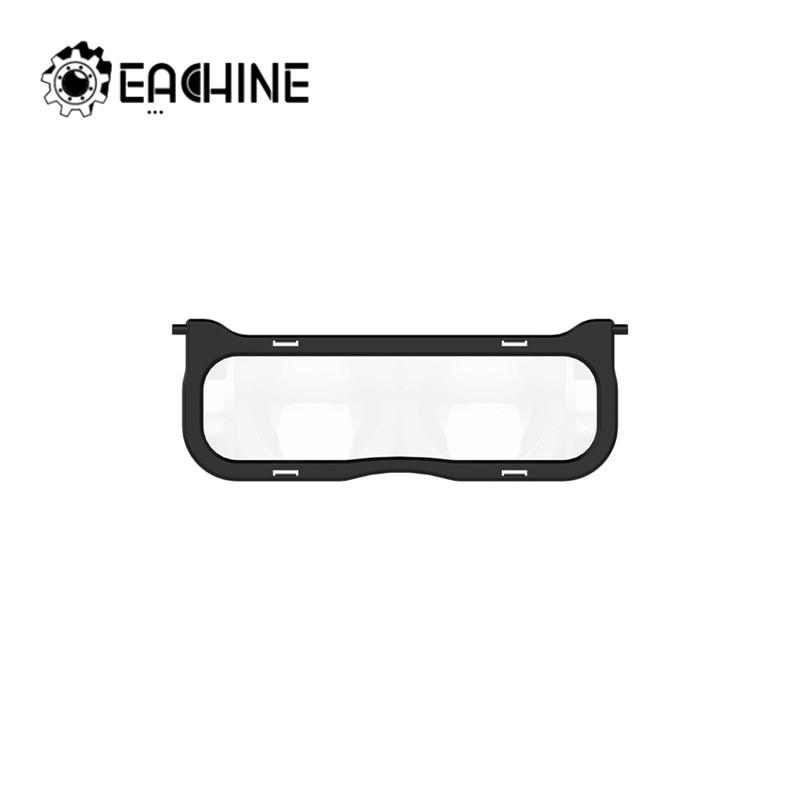 EV800DM lente óptica Zoom pantalla mannificador 3 pulgadas para FPV gafas Video auriculares sistema FPV
