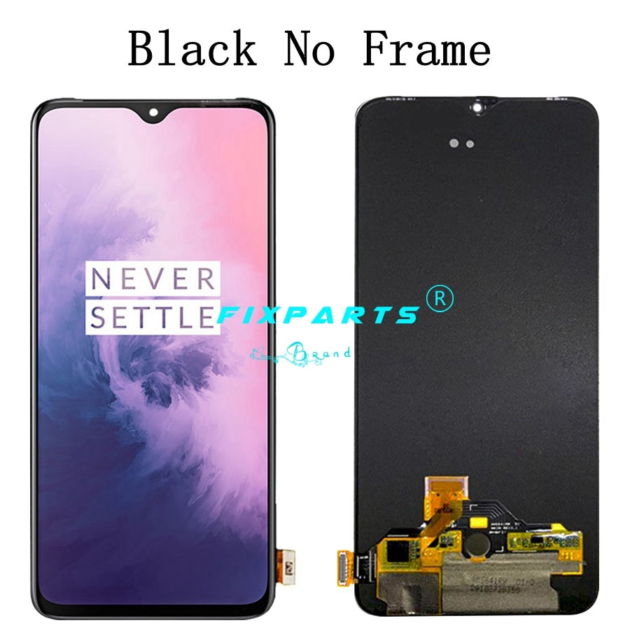 Original AMOLED LCD 6.41 Screen OnePlus 7 LCD Display Screen Touch Panel Digitizer OnePlus7 New Replacement Parts One Plus 7 LCD enlarge
