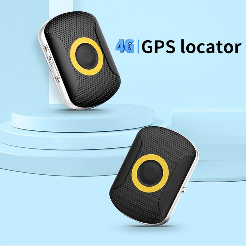 Waterproof 4G Pet Gps tracker Dog Mini Gps tracker Collar Security fence SOS Cat Anti-lost Alarm Tracking collar