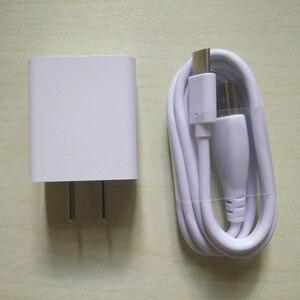 Image 1 - Универсальное подлинное зарядное устройство 5 в 2 А + кабель передачи данных Type C для адаптера питания Blackview BV8000,BV7000,BV7000 Pro