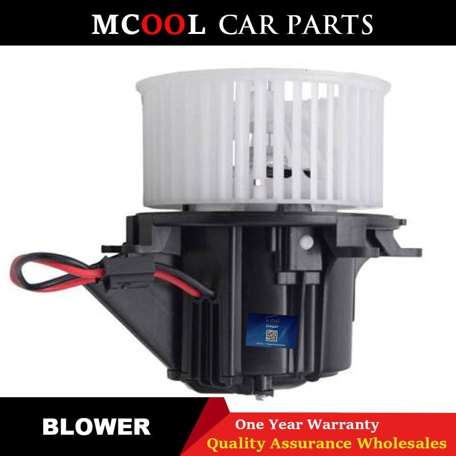 Para aire acondicionado, ventilador de calefacción electrónico, Motor de ventilador para Porsche Panamera 3.0L 3.6L 4.8L V6 V8 97057392201