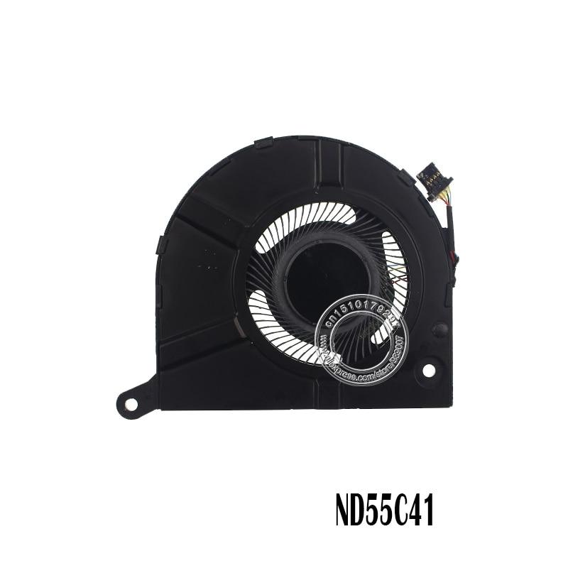 CPU COOLING FAN ND55C41 DC05V 0.50A -17C06 DLT023100AD0001