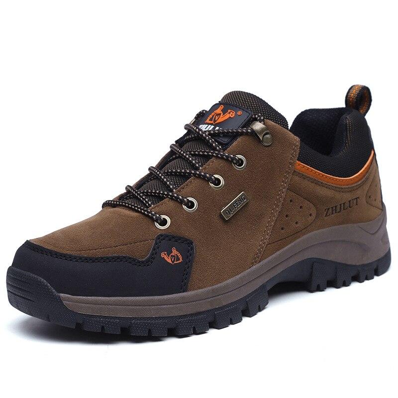 Zapatillas planas de Trekking transpirables de alta calidad para Hombre, zapatos para...