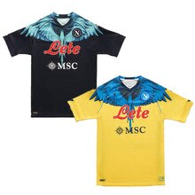 21 22 napoli casa longe camisa 2021 nsigne milik h. lozano mertens uniformes camisa de futebol