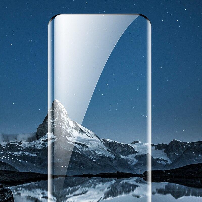 Benks رقيقة الزجاج المقسى حامي ثلاثية الأبعاد غطاء كامل شاشة الزجاج فيلم واقية ل شاومي MI11 M11 برو شاومي '11 الترا الساخن